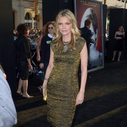 Michelle Pfeiffer en el estreno de 'Dark Shadows' en Los Angeles