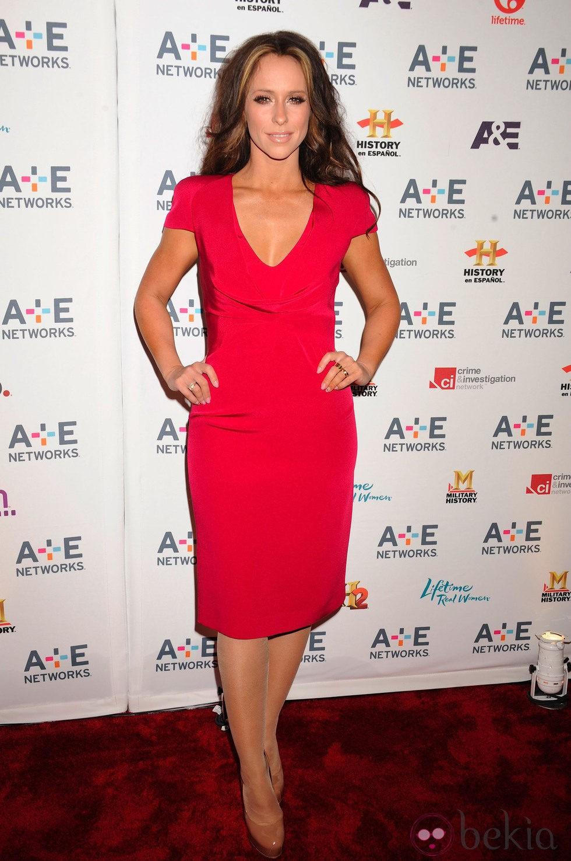 Jennifer Love Hewitt en la fiesta AETN