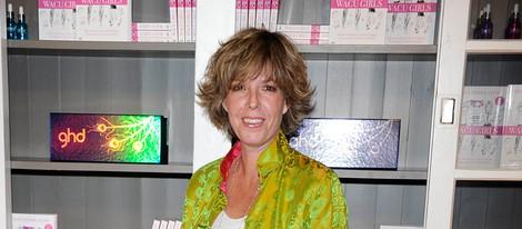 Simoneta Gómez-Acebo en la presentación del libro 'Wacu Girls'