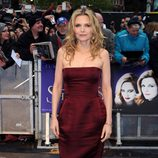 Michelle Pfeiffer en el estreno de 'Dark Shadows' en Londres