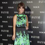 Paula Echevarría en la fiesta organizada por Tous y Harper's Bazaar