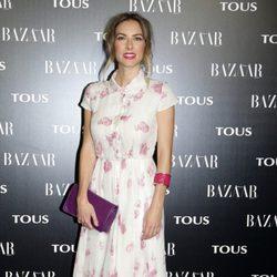 Kira Miró en la fiesta organizada por Tous y Harper's Bazaar