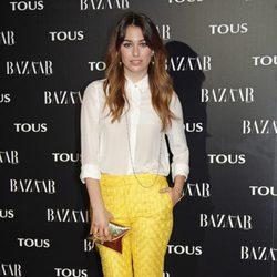 Blanca Suárez en la fiesta organizada por Tous y Harper's Bazaar