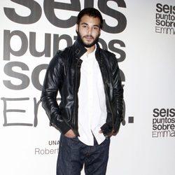 Nasser Saleh en el estreno de 'Seis puntos sobre Emma'