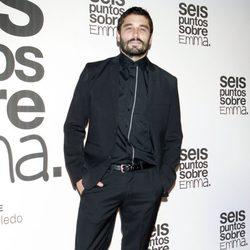 Álex García en el estreno de 'Seis puntos sobre Emma'