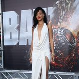Rihanna en el estreno de 'Battleship' en Los Ángeles