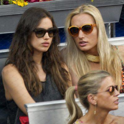 Irina Shayk en la final del Masters de Tenis de Madrid 2012 d4813312da64d