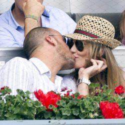 Amaia Montero con su novio en la final del Masters de Tenis de Madrid 2012 a4d8d469a129a