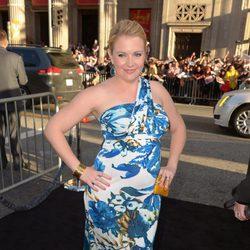 Melissa Joan Hart en el estreno de '¿Qué esperar cuando estás esperando?' en Los Angeles