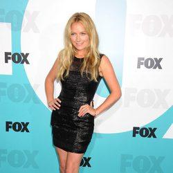 Becki Newton en los Upfronts de Fox 2012