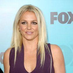 Britney Spears en los Upfronts de Fox 2012