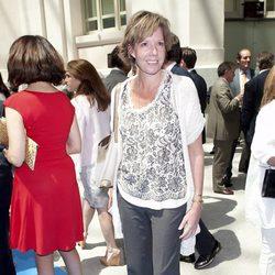 Simoneta Gómez-Acebo en la entrega de las Medallas de Oro de Madrid 2012