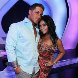 Snooki y su novio Jionni