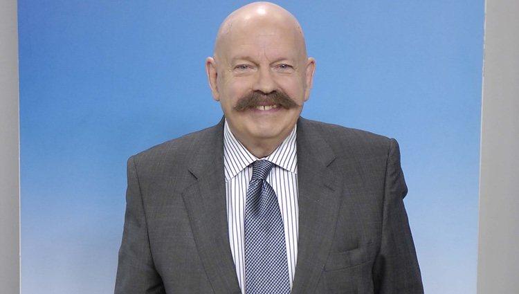 José María Inigo, periodista y narrador del Festival de Eurovisión 2012
