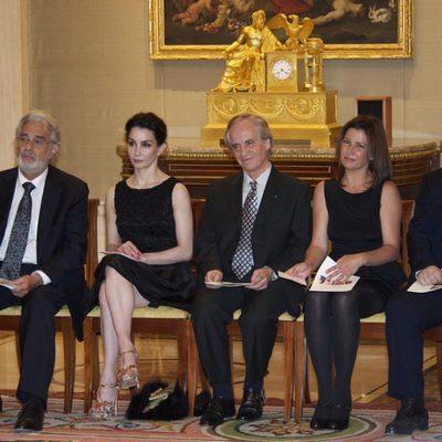 Plácido Domingo, Tamara Rojo, Paco Peña, Sara Baras y Pedro Almodóvar