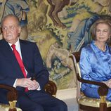 Los Reyes en la entrega de las Medallas de Oro a las Bellas Artes del Kennedy Center