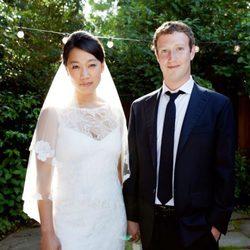 Boda de Mark Zuckerberg y Priscilla Chan