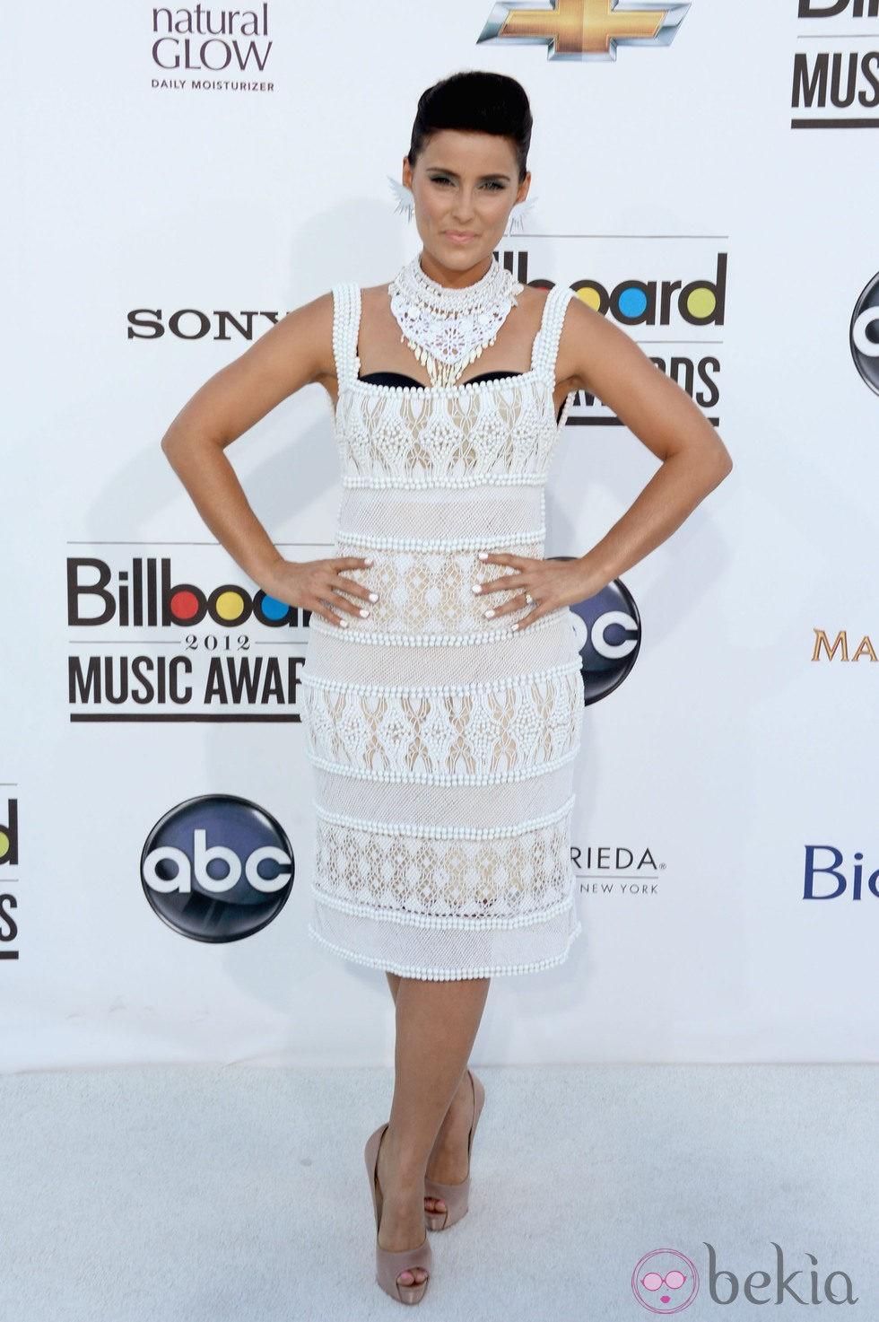 Nelly Furtado en los Billboard Awards 2012