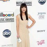 Carly Rae Jespen en los premios Billboard 2012