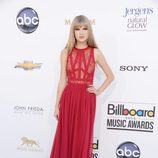 Taylor Swift en la gala de premios Billboard 2012