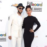 Alicia Keys y Swizz Beatz en los Billboard 2012