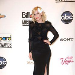 Natasha Bedingfield en los premios Billboard 2012