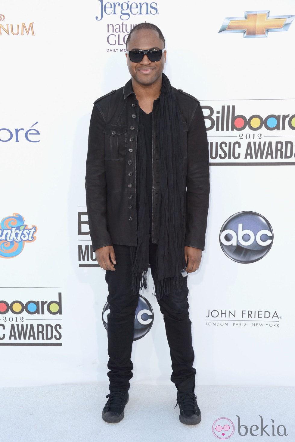 Taio Cruz en la gala Billboard 2012