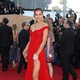 Irina Shayk en el Festival de Cannes 2012