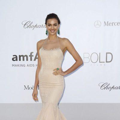 Irina Shayk en la gala amfAR celebrada en el Festival de Cannes 2012 f5cf75745279b