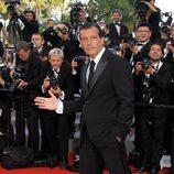 Antonio Banderas en el estreno de 'Paperboy' en el Festival de Cannes 2012