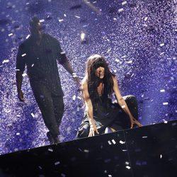 Loreen, ganadora del Festival de Eurovisión 2012