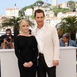 Reese Witherspoon y Matthew McConaughey presentan 'Mud' en el Festival de Cannes 2012