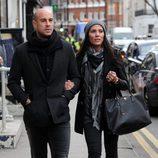 Pepe Reina y su mujer Yolanda Ruiz