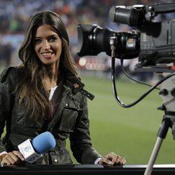 Sara Carbonero, la reportera oficial del Mundial de Sudáfrica 2010