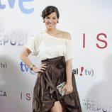 Mariona Ribas en el estreno de '14 de abril. La República' e 'Isabel'