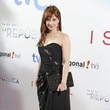Ana Villa en el estreno de '14 de abril. La República' e 'Isabel'
