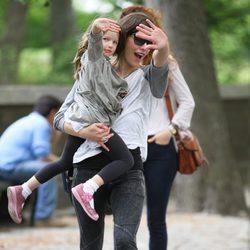 Milla Jovovich no quiere saber nada de la prensa
