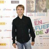 José Mota en el estreno de la película 'En fuera de juego'