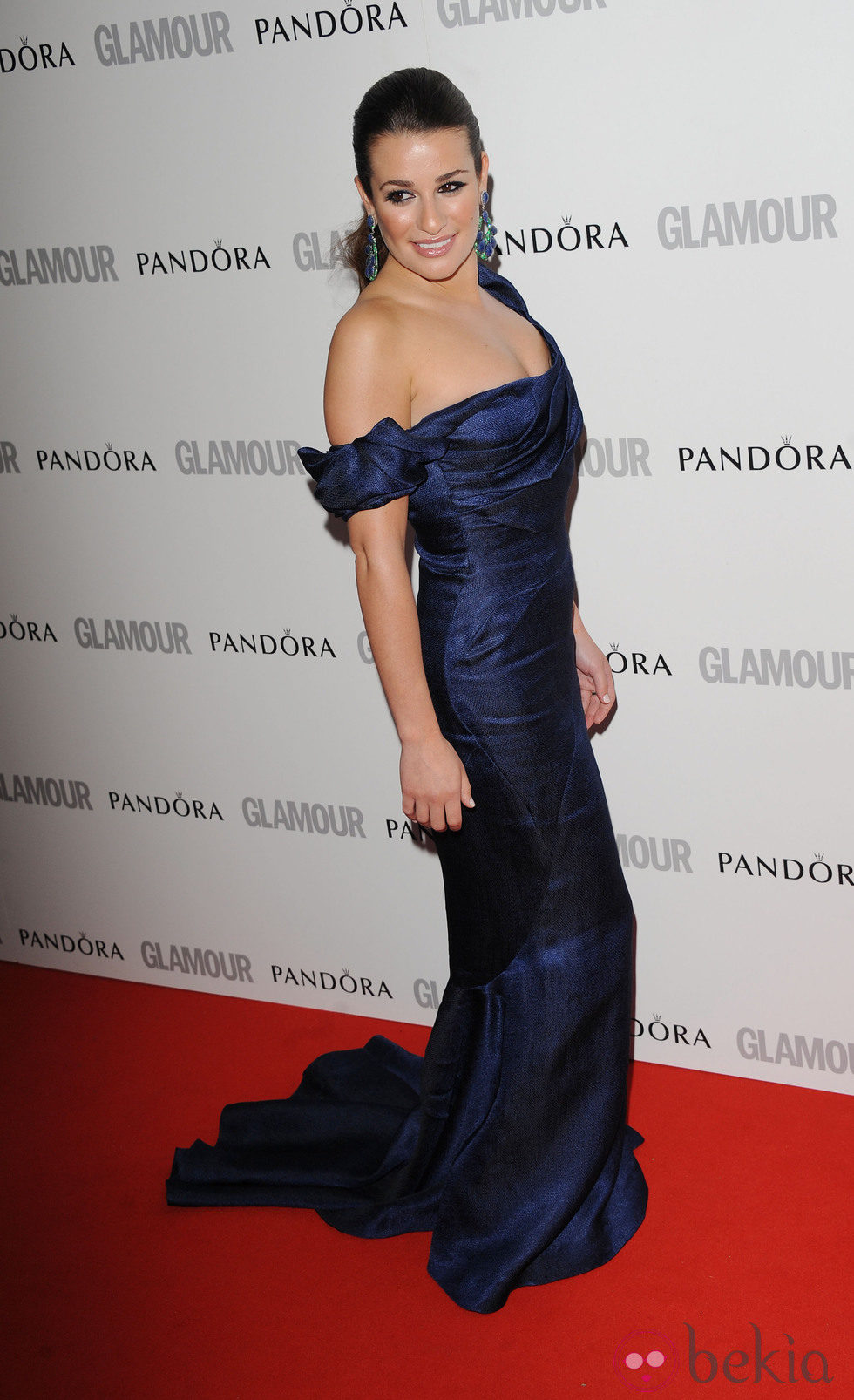 Lea Michele en los Glamour Women of the Year Awards 2012 de Londres