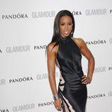 Kelly Rowland en los Glamour Women of the Year Awards 2012 de Londres