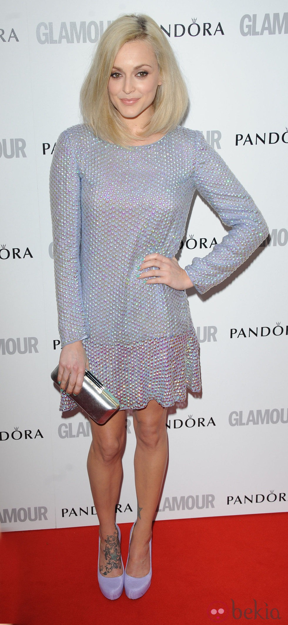 Fearne Cotton en los Glamour Women of the Year Awards 2012 de Londres