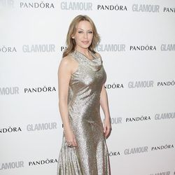 Kylie Minogue en los Glamour Women of the Year Awards 2012 de Londres