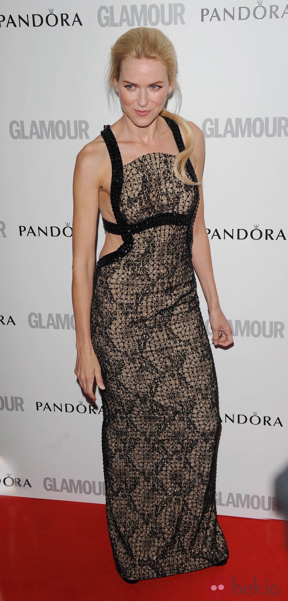 Naomi Watts en los Glamour Women of the Year Awards 2012 de Londres