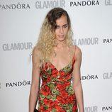 Alice Dellal en los Glamour Women of the Year Awards 2012 de Londres