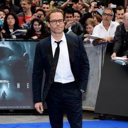 Guy Pearce en el estreno de 'Prometheus' en Londres