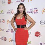 Chenoa en el concierto de aniversario de Cadena 100