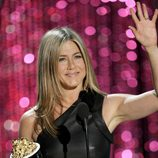 Jennifer Aniston en los MTV Movie Awards 2012