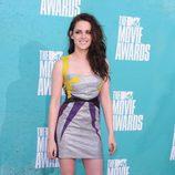 Kristen Stewart en la alfombra roja de los MTV Movie Awards 2012