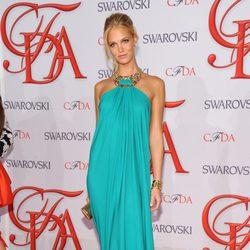 Erin Heatherton en los Premios CFDA 2012