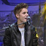 Justin Bieber emocionado cantando Boyfriend en 'El Hormiguero'